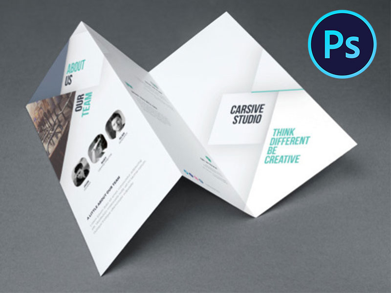 Free Business Catalog Brochure Design Template PSD at FreePSD.cc