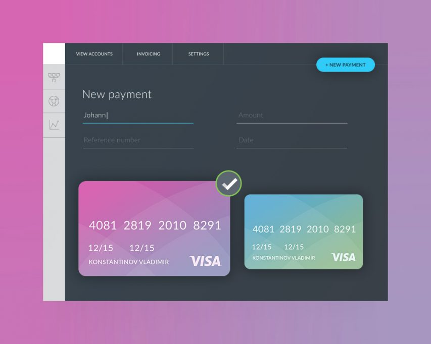 free payment form ui template free psd at freepsd cc